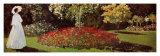Signora Poster von Claude Monet