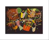 Composición X, c.1939 Láminas por Wassily Kandinsky