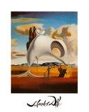 Atavistic Vestiges after the Rain, 1934 Plakat av Salvador Dalí