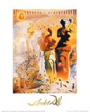 Le torero hallucinogène, vers 1970 Posters par Salvador Dalí