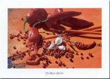 Hot Chilli- I0 Prints by Ulla Mayer Raichle