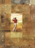 Fairway II Poster von Jeff Surret
