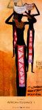 Elegancia africana I Póster por Lee White