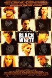 白黒 アートポスター