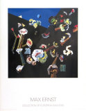 Fleurs de neige, 1929 Posters par Max Ernst