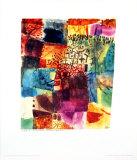 Erinnerung an einen Gart, 1914 Arte por Paul Klee