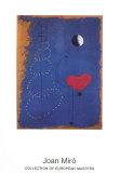 La Danseuse 1925 Poster par Joan Miró