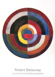 First Disc Prints by Robert Delaunay