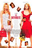 Le Divorce - avioero ranskalaisittain Poster