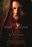 The Last Samurai Plakat