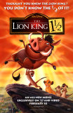 The Lion King 1-1/2 Posters
