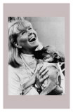Doris Day with Her Dog, 1975 Print