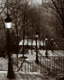 Montmartre Affiche par  Van Willigen