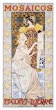 Mosaicos Escofet, Tejera Y Giclee Print by Alexandre De Riquer