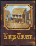 Taverne du roi Posters par David Marrocco