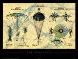 The Parachute Print