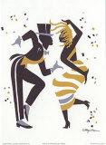 The Fox Trot Posters av Ty Wilson