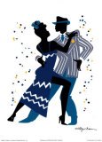 Rumba Poster par Ty Wilson