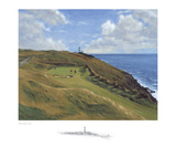 16th At Old Head Kinsale Collectable Print by P. Munro