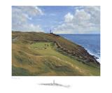 16th At Old Head Kinsale Stampa da collezione di P. Munro