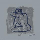 Body Language X Poster von Alfred Gockel