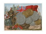 Great Britain - Currency Giclee Print