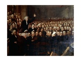 The Anti-Slavery Society Convention, 1840, 1841 Giclee Print by Benjamin Robert Haydon