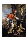 Pope Pius V Lámina giclée