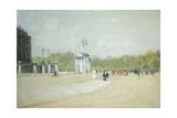 Buckingham Palace, 1875 Reproduction procédé giclée par Giuseppe De Nittis
