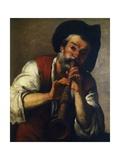 Piper Lámina giclée por Bernardo Strozzi