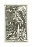 The Death of Balin and Balan Lámina giclée por Henry Justice Ford
