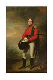 Major James Lee Harvey Giclee-trykk av Sir Henry Raeburn