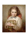 The Birthday Present Giclee Print by George Elgar Hicks