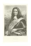 Turenne Giclee Print by Alphonse Marie de Neuville