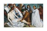 The Pieta Giclee Print by Jean Fouquet