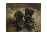 Pair of Shoes, 1886 Giclee Print by Vincent van Gogh
