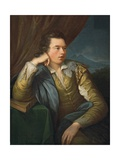Portrait of John Campbell Giclee Print by Angelica Kauffmann