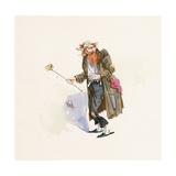 Fagin, 1883 Giclee Print by Joseph Clayton Clarke