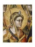 Angelic Hierarchies Giclée-Druck von Guariento Di Arpo