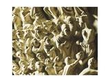 Pergamon or Pulpit Giclée-tryk af Giovanni Pisano