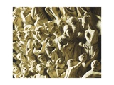 Pergamon or Pulpit Giclée-Druck von Giovanni Pisano