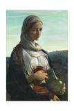 Mary Magdalene Giclee Print by John Rogers Herbert