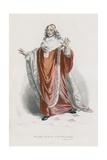 Le Lutrin, Ch VI Giclée-vedos tekijänä Emile Antoine Bayard