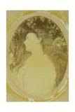 Althea Lámina giclée por Julia Margaret Cameron
