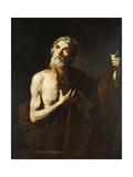 Saint Bartholomew, 1634 Giclee Print by Jusepe de Ribera