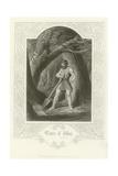 Timon of Athens, Act IV, Scene III Giclee Print by Joseph Kenny Meadows