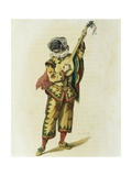 Trivellino in 1645 Giclee Print by Maurice Sand