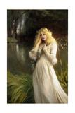 Ophelia, 1909 Giclee Print by Pascal Adolphe Jean Dagnan-Bouveret