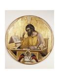 St Matthew Giclée-Druck von Guariento Di Arpo
