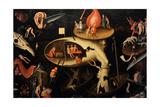 The Last Judgement, 1540 Reproduction procédé giclée par Hieronymus Bosch